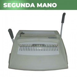 Encuadernadora de cantutillo manual Follower PB 300